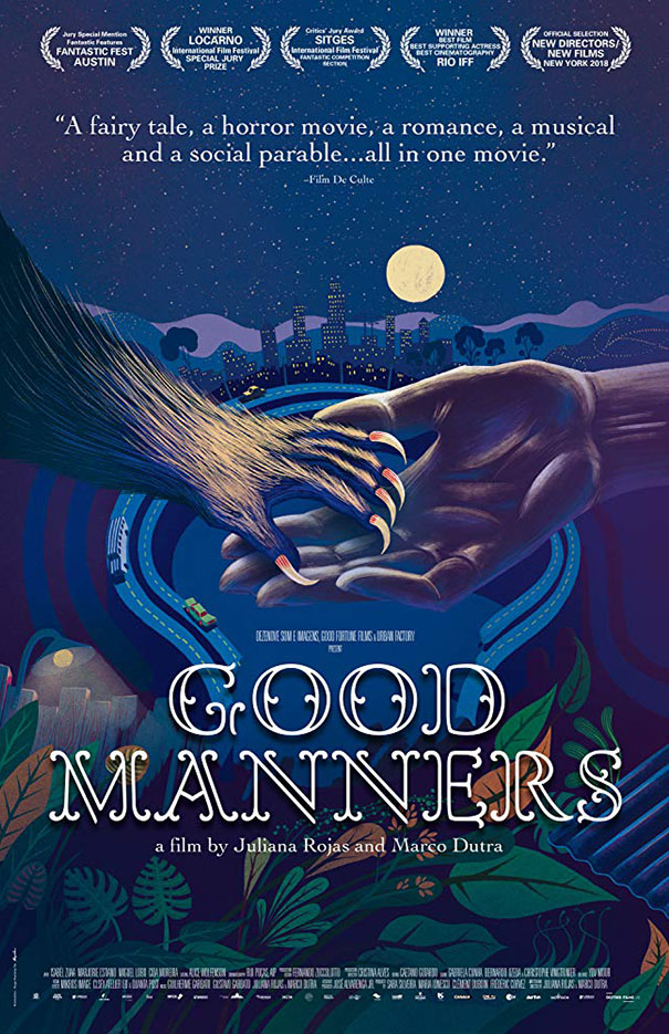 Film: Good Manners (2017)