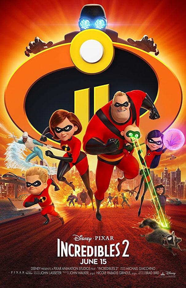 Film: Incredibles 2 (2018)
