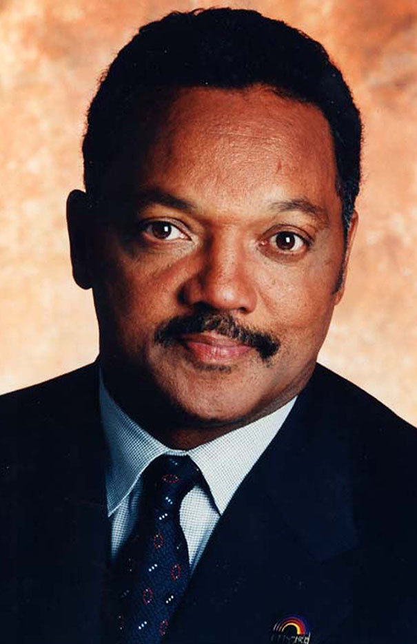 Rev. Jesse Louis Jackson, Sr.: With Justice for All: Human Rights and Civil Rights at Home and Abroad