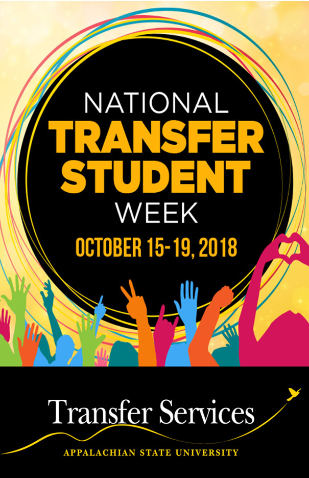 National Transfer Student Week