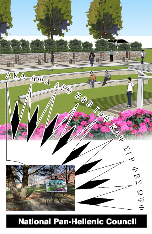 NPHC Plots and Garden Dedication