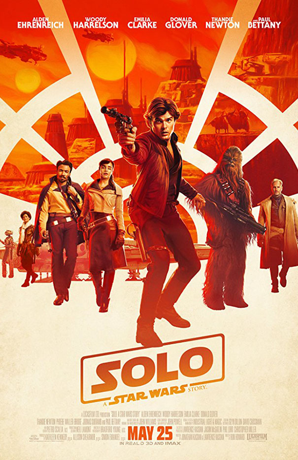Film: Solo: A Star Wars Story (2018)