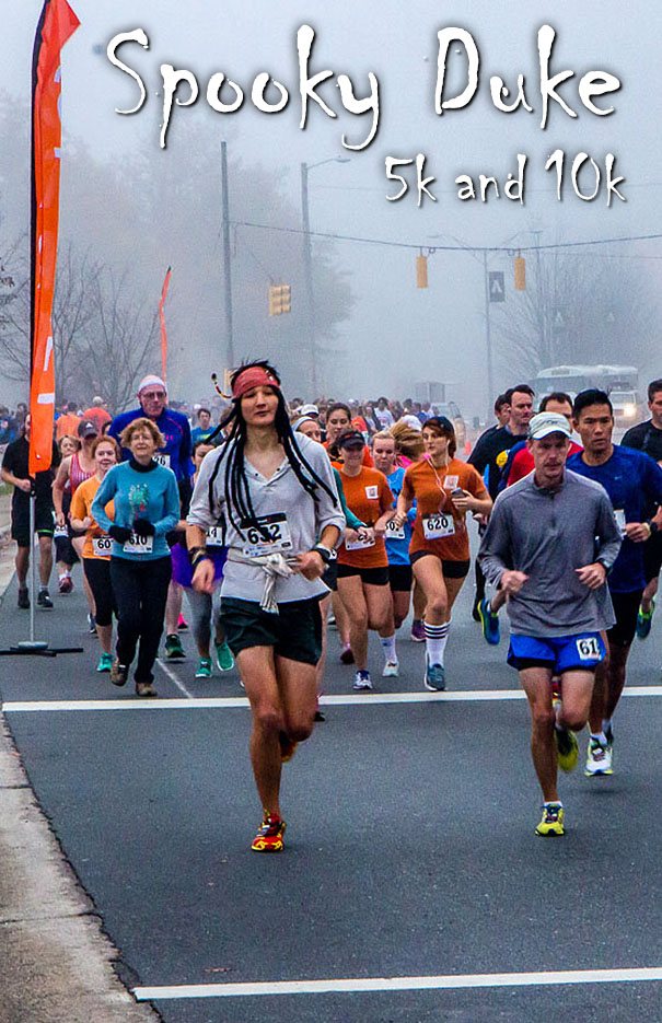 2018 Spooky Duke Race and Costume Contest