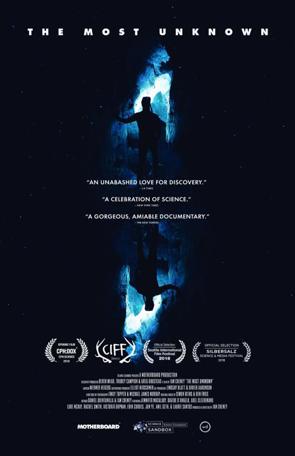 Film: The Most Unknown (2018)