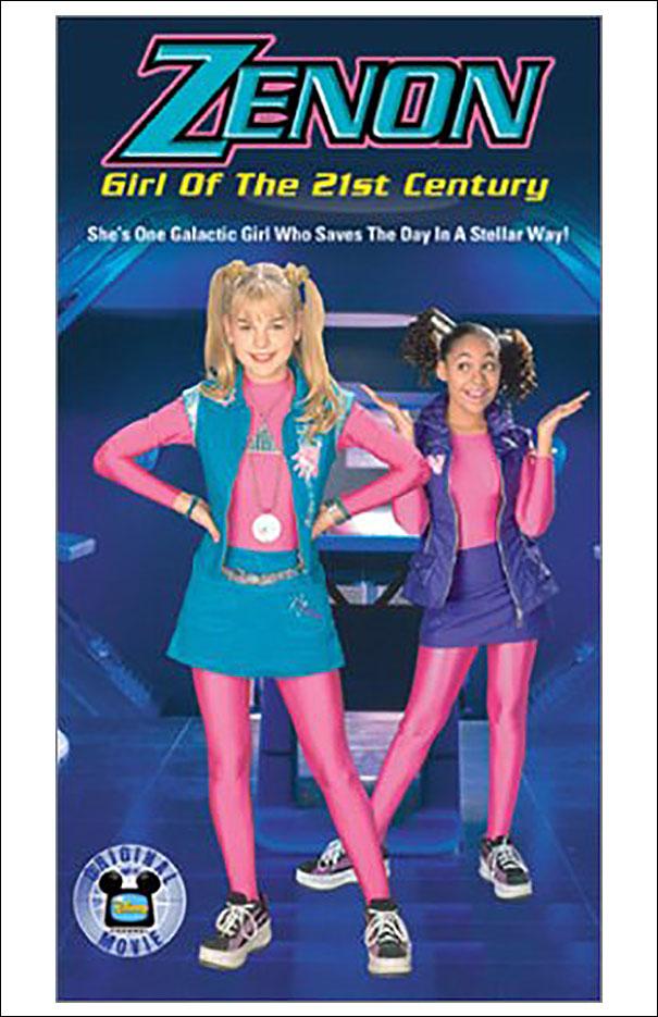 Film: Zenon: Girl of the 21st Century (1999)