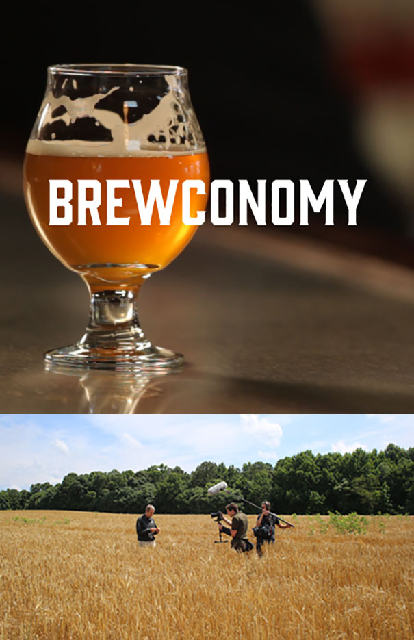 Brewconomy: A documentary film about North Carolina's craft beer movement