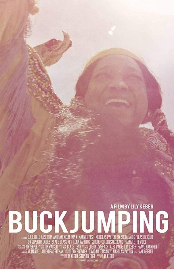 Film: Buckjumping (2018)