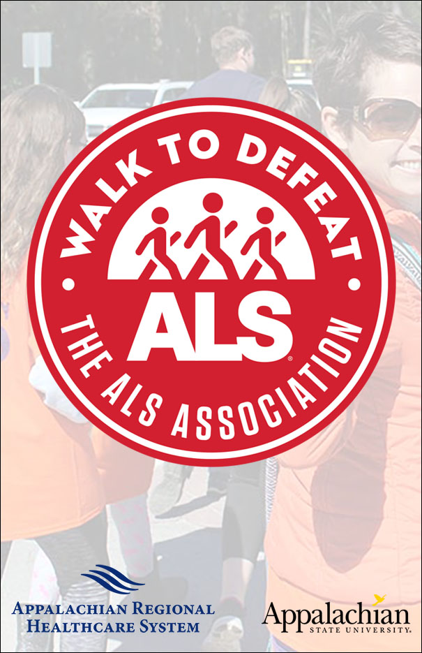 App State Walks to Defeat ALS