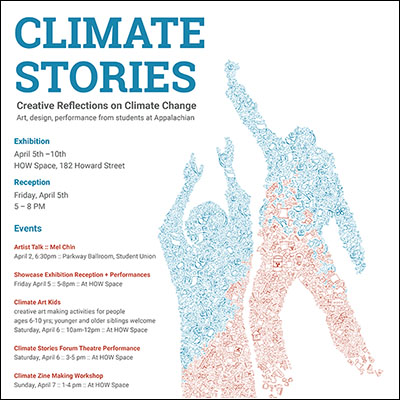Climate Stories Collaborative Showcase