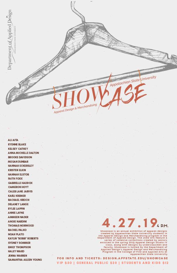 Apparel Design and Merchandising Showcase