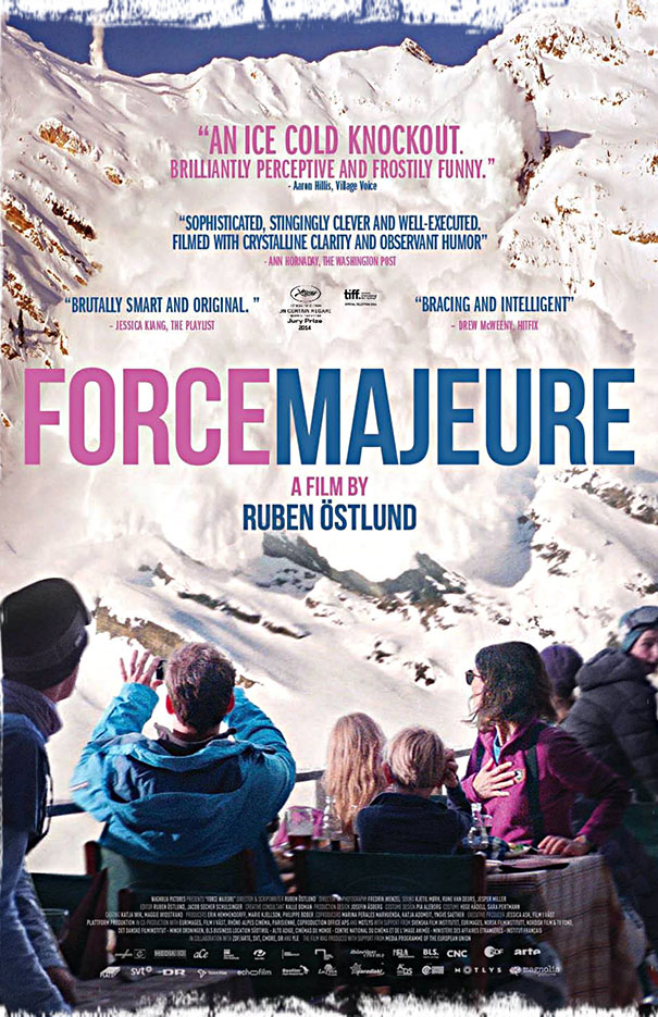 Film: Force Majeure (2014)