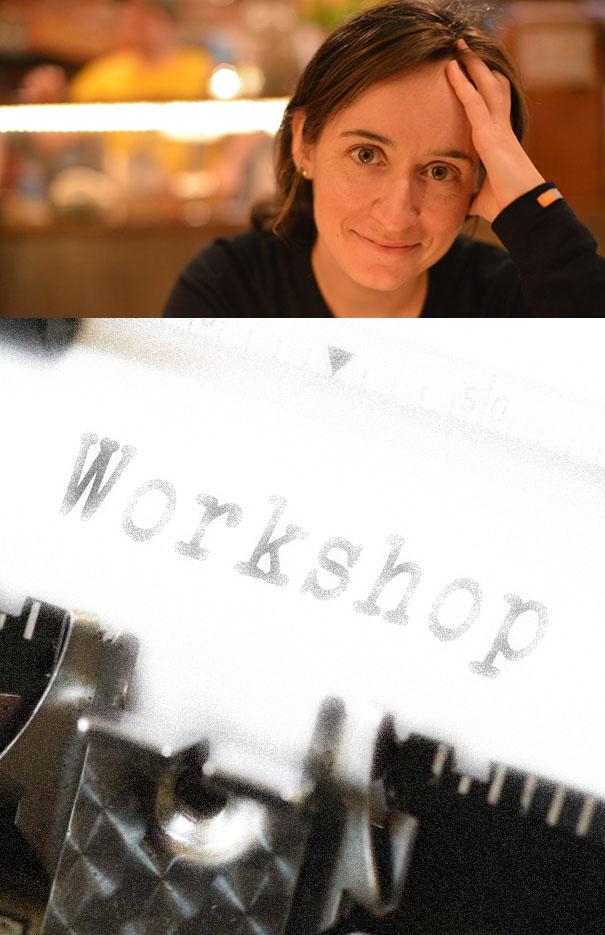 Writing Workshop with Teresa Fazio