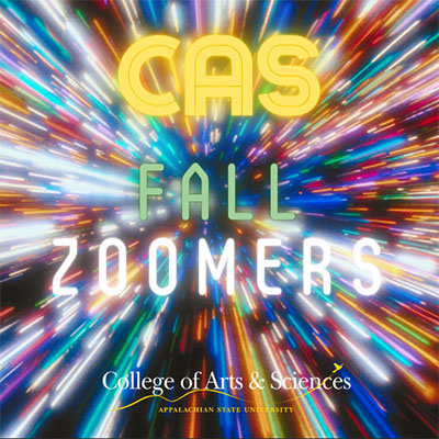 CAS Fall Zoomer Series for Alumni Engagement