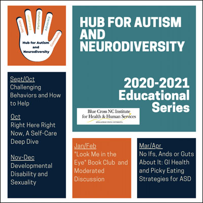 Hub for Autism and Neurodiversity (HANd) Educational Series