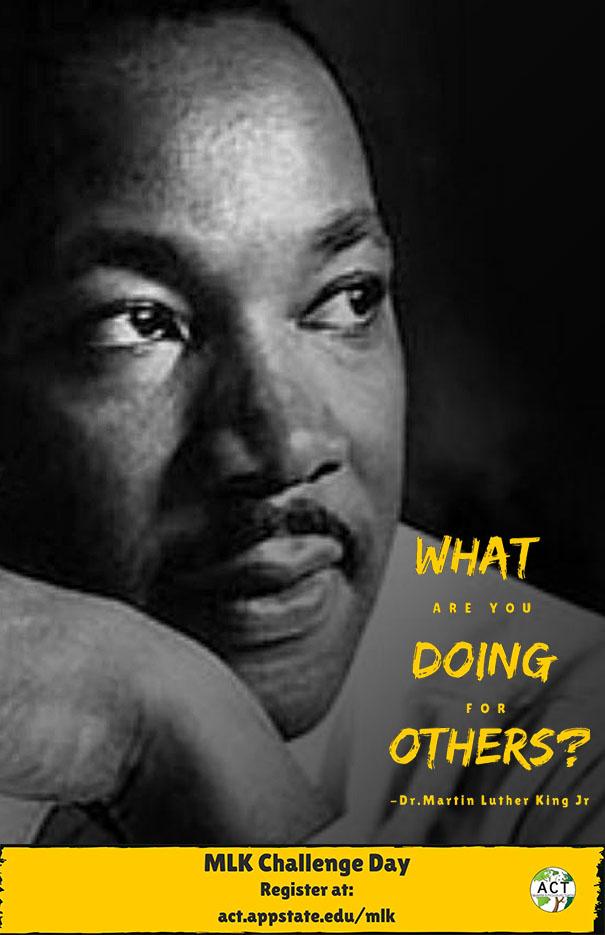 MLK Challenge