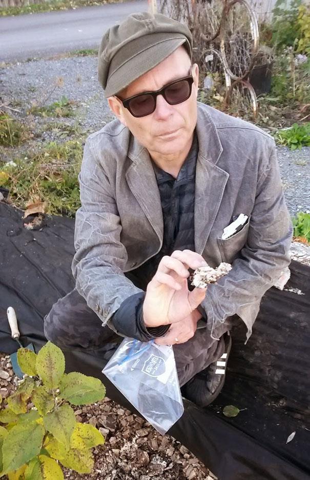 Artist Talk with Oliver Kelhammer