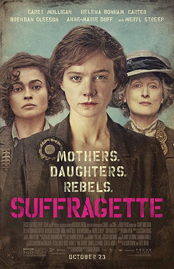 Film: Suffragette (2015)