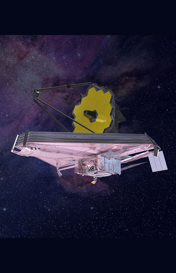 Dr. Gerardo Vazquez: The James Webb Telescope: Characteristics, Instruments, Main Missions and Dusty Galaxies