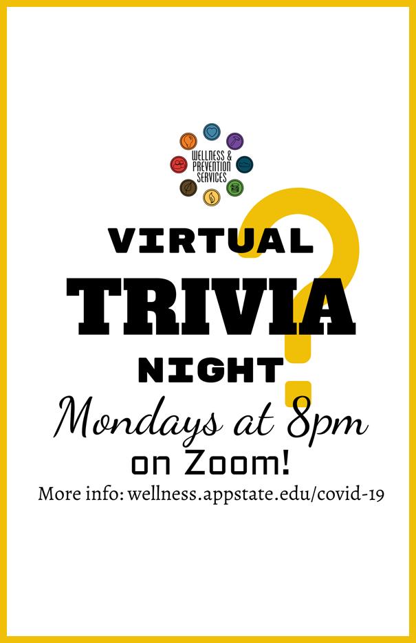 Virtual Trivia Night