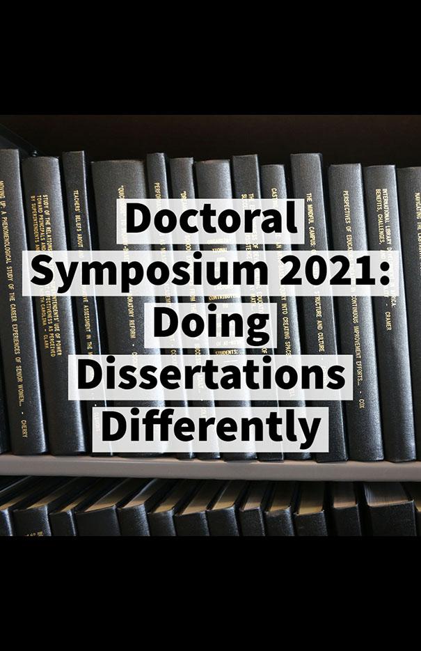 2021 Doctoral Symposium