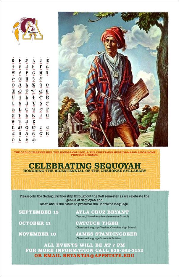 Sequoyah Lecture Series: James Standingdeer