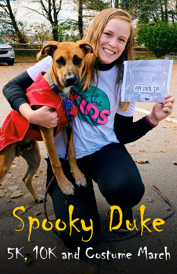 Spooky Duke 5k, 10k and Costume March