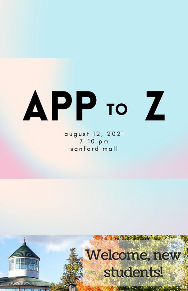 App to Z