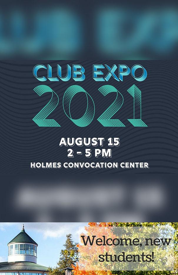 Club Expo - Fall 2021