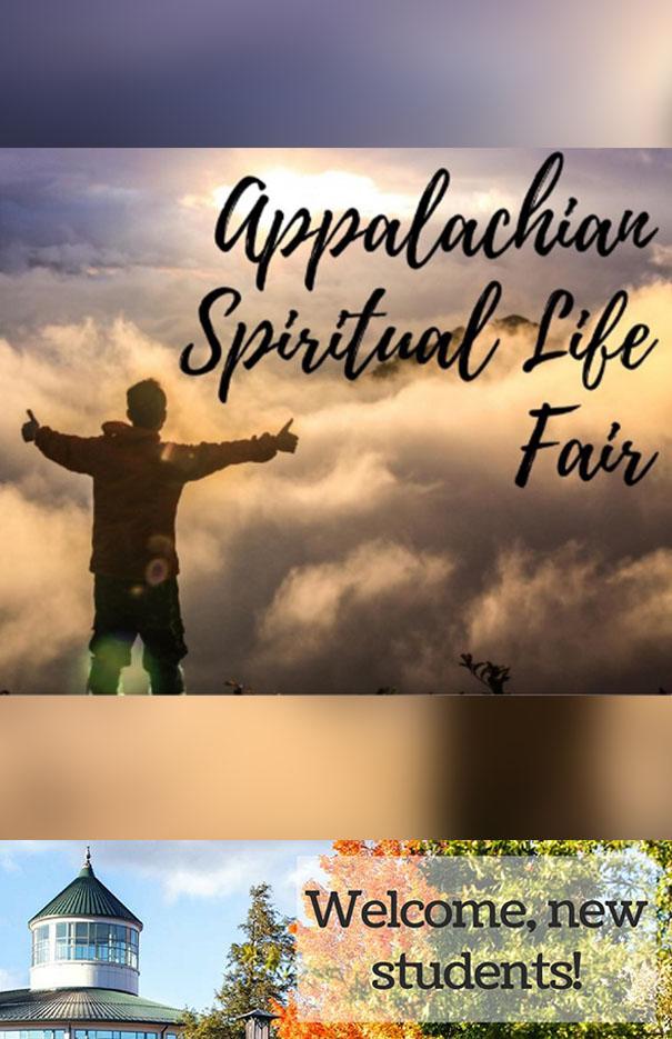 Appalachian Spiritual Life Fair