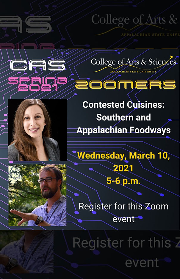 Contested Cuisines: Southern and Appalachian Foodways