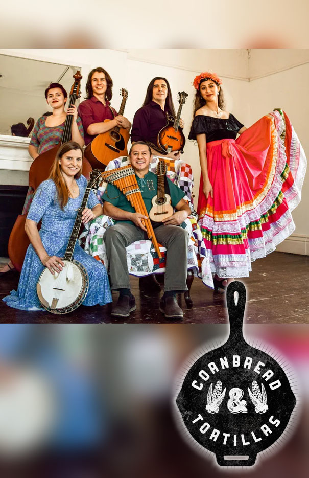 Cornbread and Tortillas: A Folk Opera