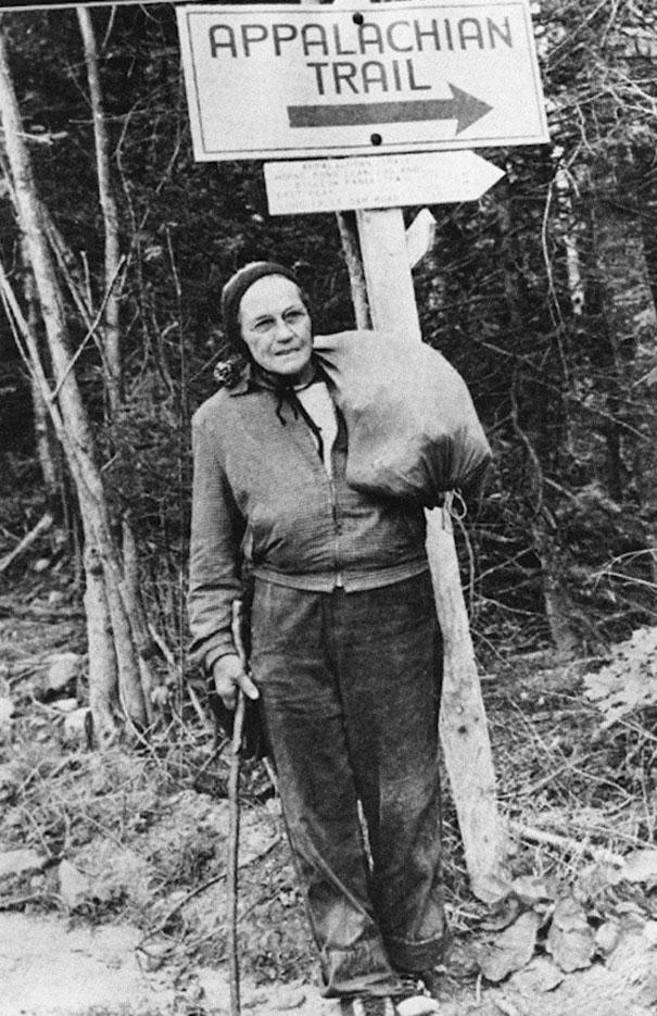 """Trail Magic: The Grandma Gatewood Story,"" The first woman to hike the Appalachian Trail"
