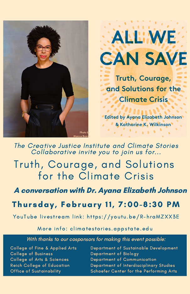 Truth, Courage, and Solutions for the Climate Crisis