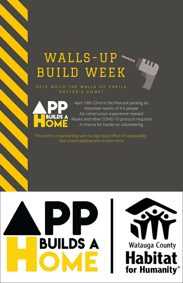 Walls-Up Build Week