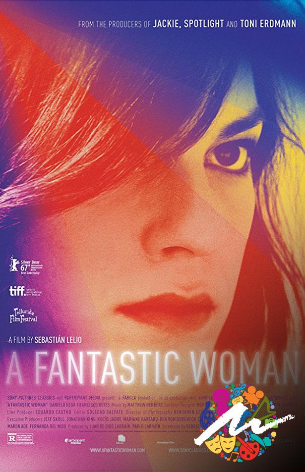 """Weicholz Global Film Series: """"A Fantastic Woman (Una Mujer Fantastica)"""""""