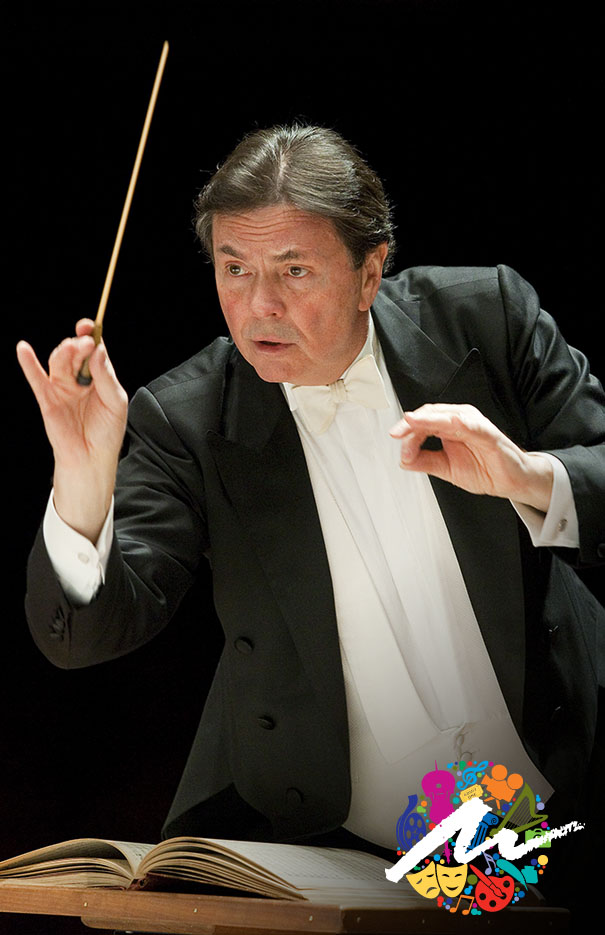 Eastern Festival Orchestra featuring Misha Dichter