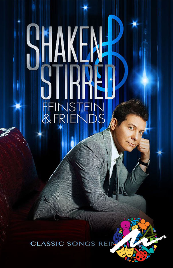 Shaken & Stirred: Michael Feinstein and special guest Storm Large