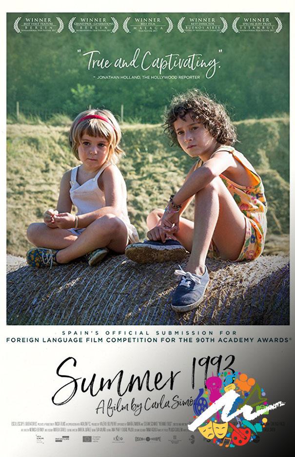 """Weicholz Global Film Series: """"Summer 1993 (Estiu 1993)"""""""
