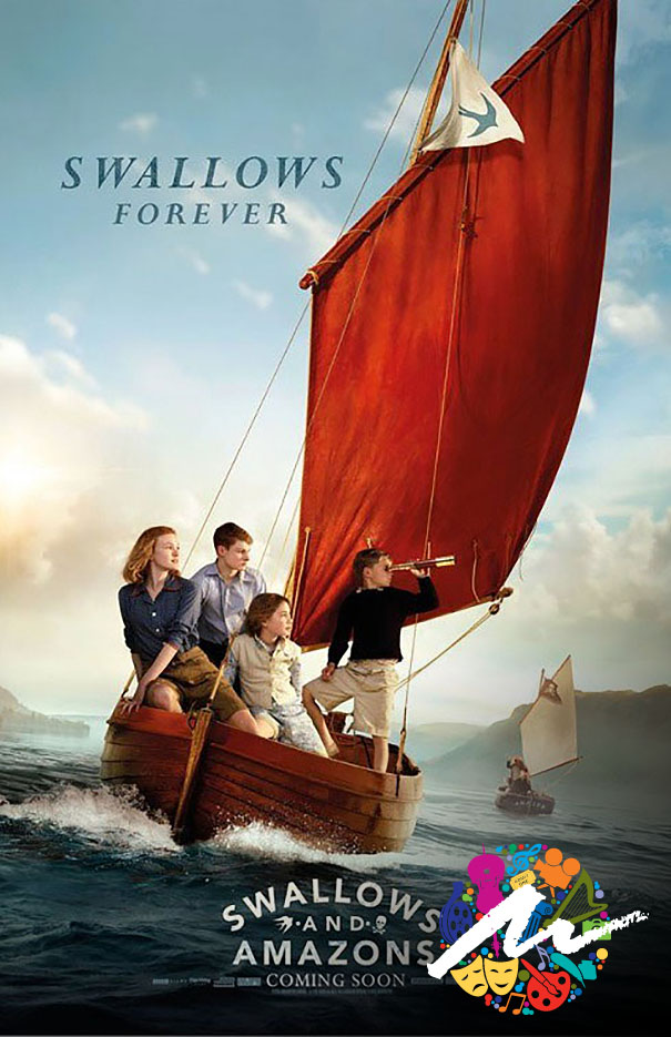 """Young People's Global Film Series: """"Swallows and Amazons"""""""