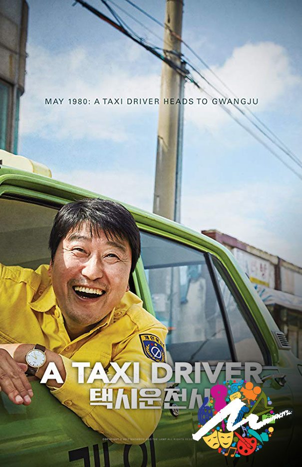 Weicholz Global Film Series: A Taxi Driver (2017)