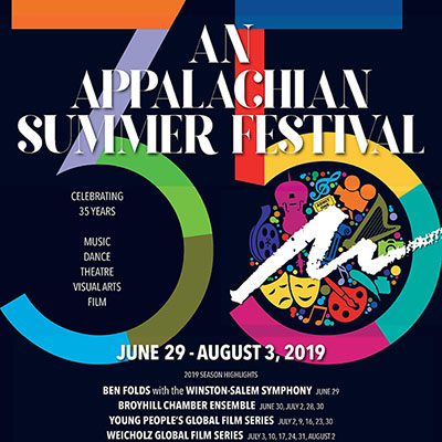 An Appalachian Summer Festival