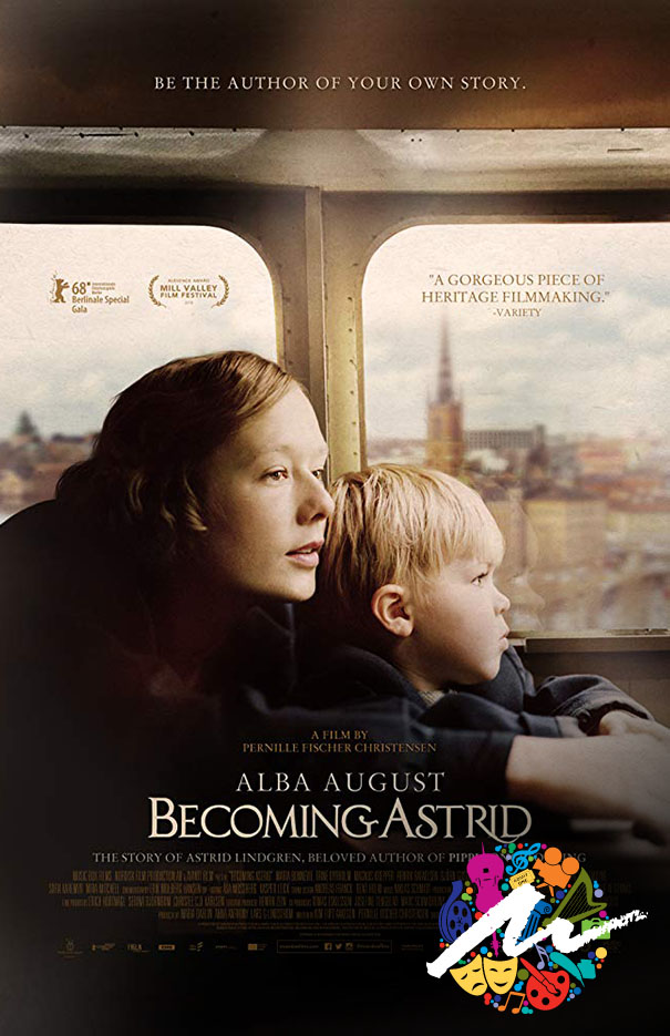Weicholz Global Film Series: Becoming Astrid (2018)