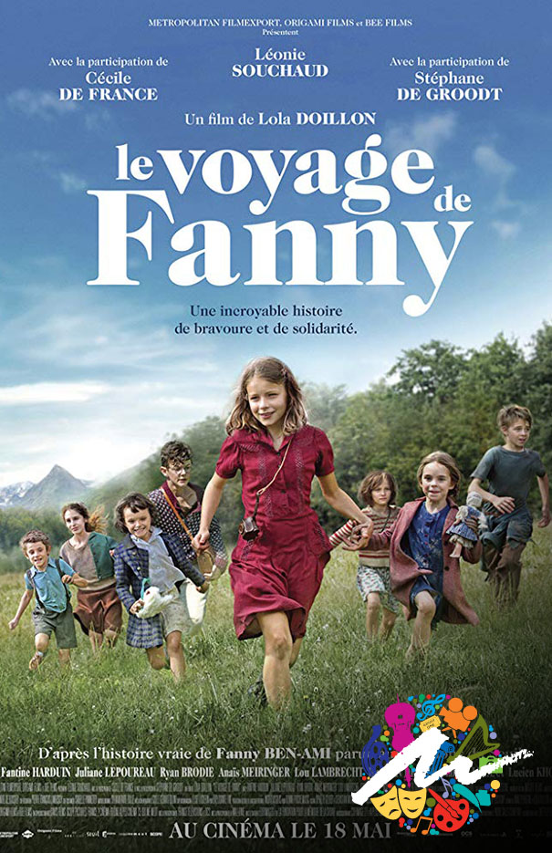 Young People's Global Film Series: Fanny's Journey