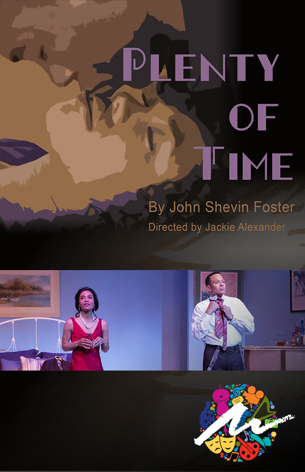 "North Carolina Black Repertory Company presents ""Plenty of Time"""