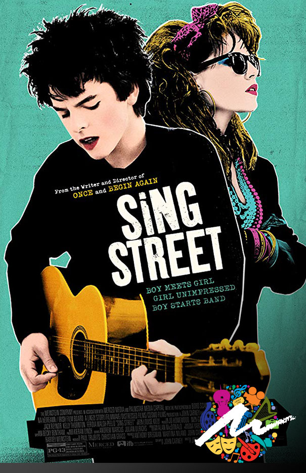 Young People's Global Film Series: Sing Street (2016)