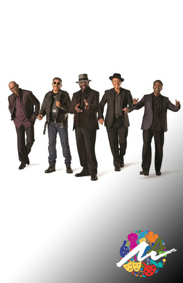 The Temptations: Concert and Dance Party
