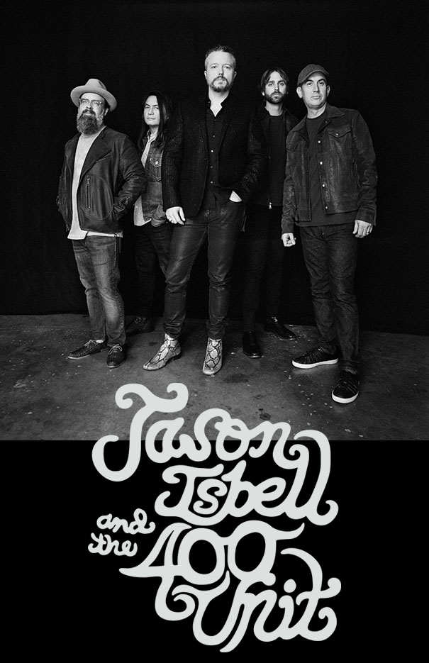 CANCELED: Jason Isbell and the 400 Unit