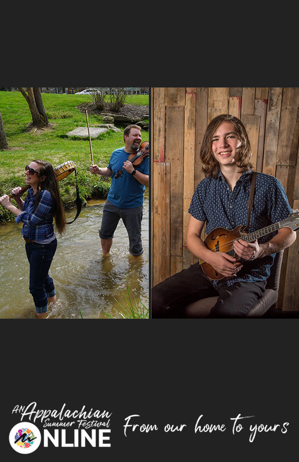 Kraut Creek Ramblers and Liam Purcell & Cane Mill Road