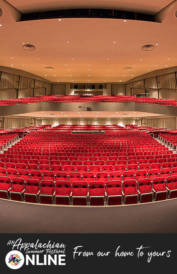 Raising the Curtain: An Inside Look at the Schaefer Center