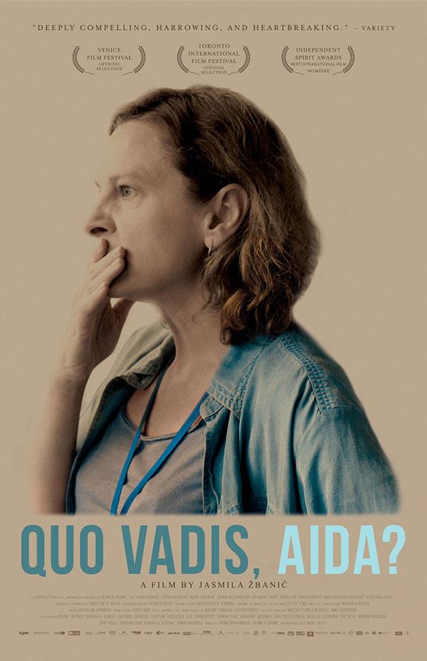Weicholz Global Film Series: Quo Vidis, Aida? (2020)